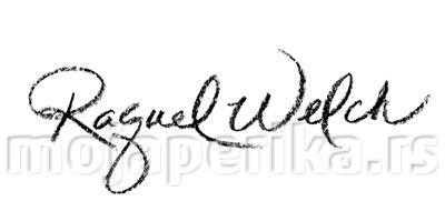 logoraquelwelchunterschrift