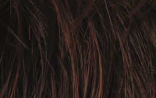 Dark auburn